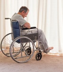 Stage 4 of Parkinson's Disease - Movement decrease